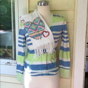 (2) Cute JUSTICE Tops, Girls Size 12